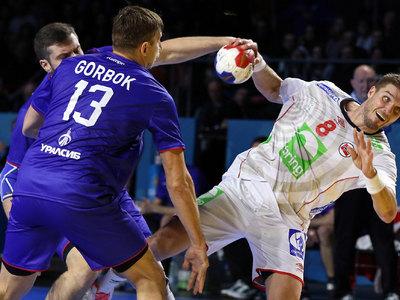 Российские гандболисты проиграли норвежцам в матче чемпионата мира