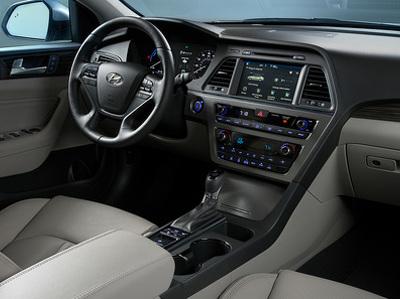 В Россию вернется популярный бизнес-седан Hyundai