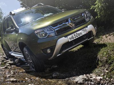 В России подорожали автомобили Renault