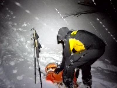 Число жертв схода лавины в Италии возросло до 27