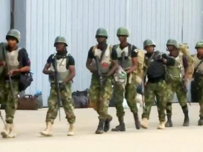 Операция ЭКОВАС в Гамбии приостановлена на несколько часов