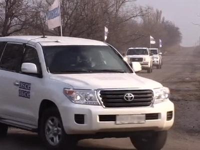 """США обвинили """"пророссийских сепаратистов"""" в нападении на миссию ОБСЕ на Украине"""