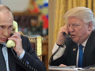 Путин и Трамп поговорят после военных совещаний