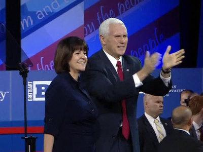 Пенс: американцы поддерживают Трампа