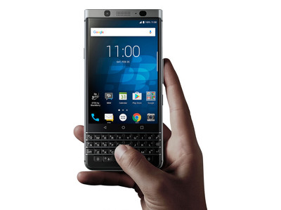 BlackBerry KEYone: Android-флагман с механической клавиатурой