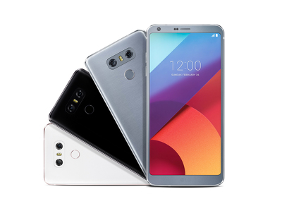 G6: новый флагман LG с уникальным экраном