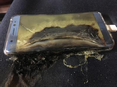 Гринписовцы атаковали Samsung из-за Galaxy Note7