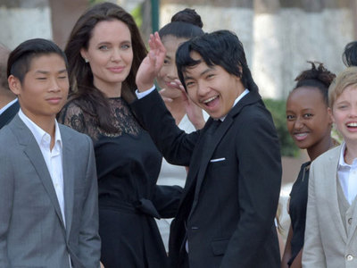 15-летний сын Анджелины Джоли стал кинопродюсером