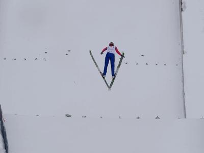 Лыжное двоеборье: Санкт-Петербург против Московской области