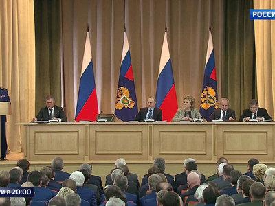 Путин определил приоритеты для Генпрокуратуры