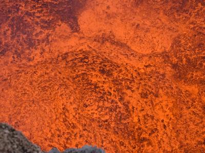 Google Street View позволил заглянуть в жерло действующего вулкана