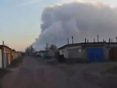Взрывы на харьковском складе с боеприпасами не обошлись без жертв