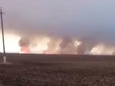 Взрывы в Балаклее будут грохотать несколько суток
