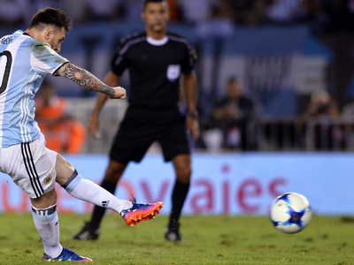 Гол Месси принес сборной Аргентины победу над чилийцами