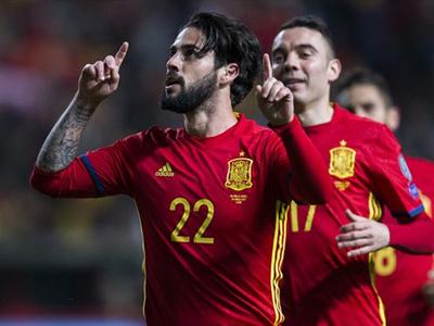 World Cup-2018. Сборная Испании разгромила Израиль