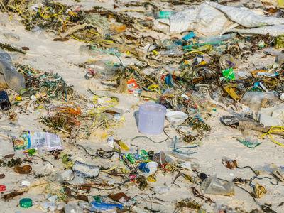 Новая технология поможет избавить океан от пластика, превратив его в топливо