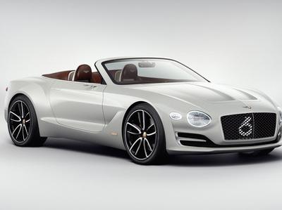 Bentley одолжит у коллег из Porsche электрические технологии