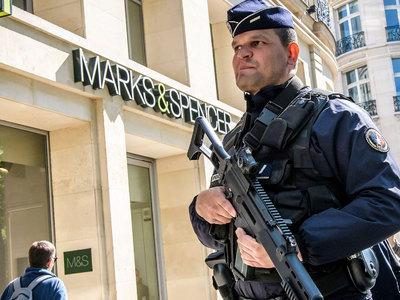 У парижского стрелка нашли проигиловскую записку