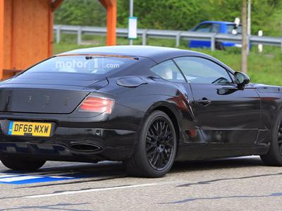 Новый Bentley Continental GT не обещает революций – но только внешне
