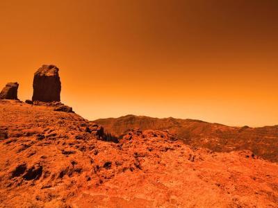 Ученые предлагают производить кирпичи на Марсе
