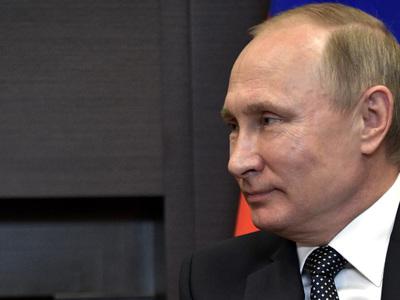 Путин пошутил про выборы и перемены