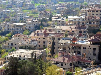Сирия обвинила США в оккупации