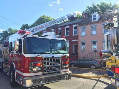 Американец сжег свой дом, пытаясь прогнать опоссумов