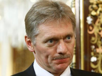 В Кремле следят за ситуацией в Луганске