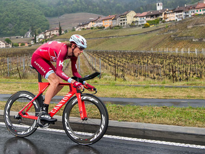 Джиро д'Италия. Закарин сохранил место в Топ-15 Гран-тура