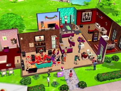 """""""Симулятор жизни"""" The Sims выйдет на смартфонах"""
