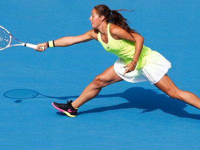 Теннисистка Дарья Касаткина получила травму на турнире в Риме
