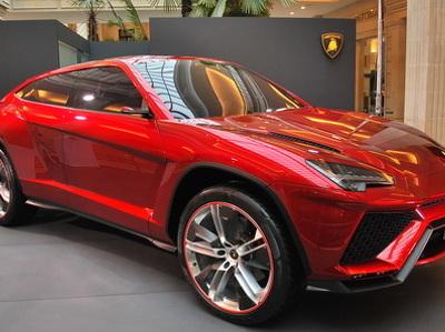 Lamborghini Urus будет не самым мощным кроссовером