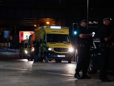 Опознаны первые жертвы теракта в Манчестере