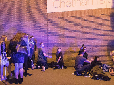 """Посетители """"Манчестер Арены"""" жаловались на недостаток охраны за 3 недели до взрыва"""