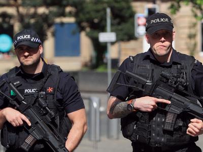 Задержан еще один подозреваемый в подготовке теракта в Манчестере
