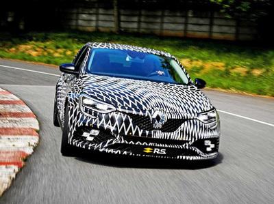 Новый хот-хэтч Renault представят в Монако