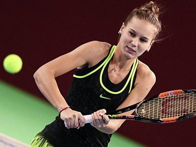 Roland Garros. Кудерметова и Каменская во втором круге квалификации
