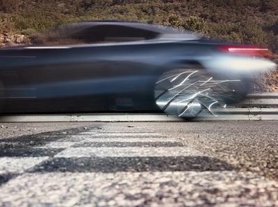 Рассекречено новейшее люксовое купе BMW 8 серии