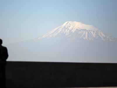 На горе Арарат найдены доски от Ноева ковчега