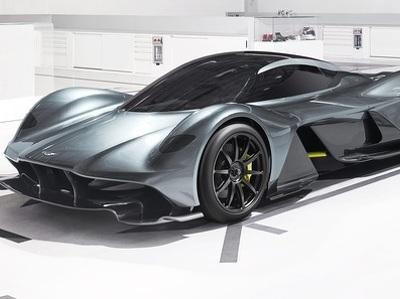 Aston Martin просканирует тела покупателей своего гиперкара