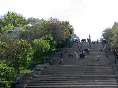 Главный символ Одессы вновь доступен туристам и горожанам