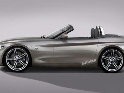 """BMW покажет разработанный с """"Тойотой"""" спорткар уже в августе"""
