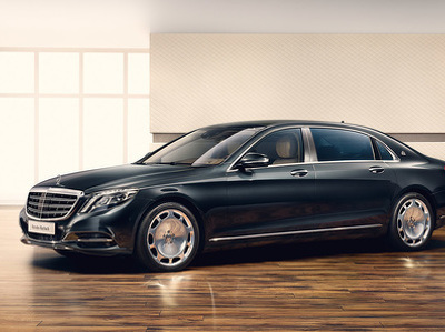 На российском рынке продолжают расти продажи элитных автомобилей