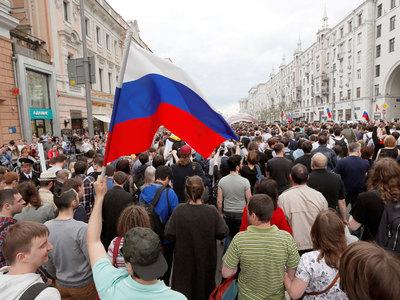 С Навального хотят получить компенсацию за испорченный День России