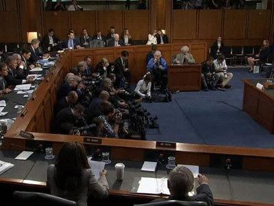 Американский сенат одобрил новые антироссийские санкции