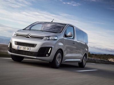 В России стартуют продажи новых премиум-минивэнов Peugeot и Citroen