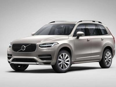 У Volvo XC90 обнаружены проблемы с ремнями безопасности