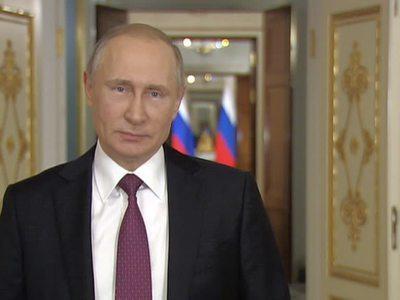 Путин призвал выпускников не бояться своих амбиций