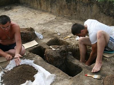 Археологи откопали протез древней египтянки
