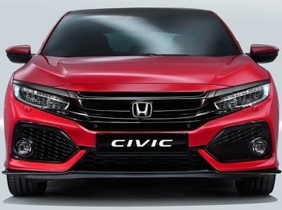 Honda может вернуть в Россию модели ∎Accord и Civic
